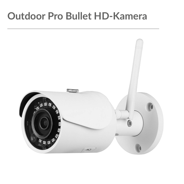 Outdoor Pro Bullet Full HD-Kamera