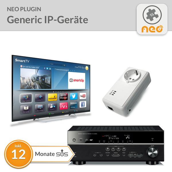 NEO Plugin Generic IP-Geräte