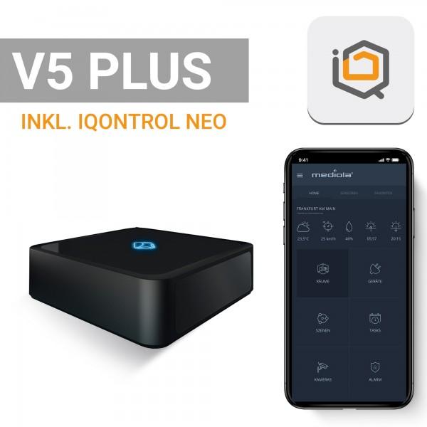 AIO Gateway V5 Plus inkl. IQONTROL NEO-App