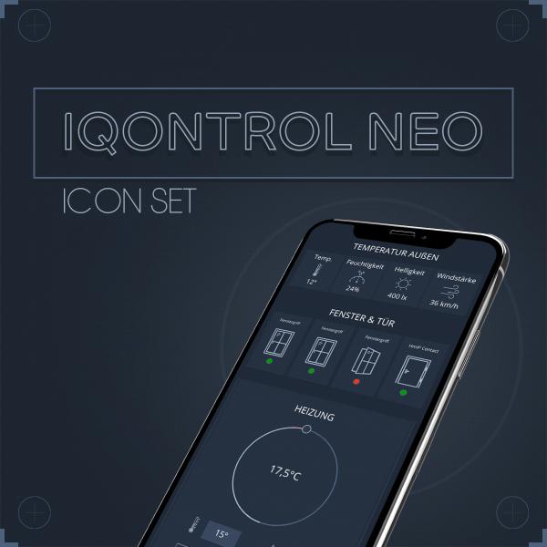 Icon Set IQONTROL NEO