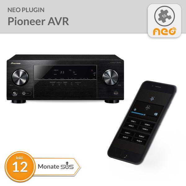NEO Plugin Pioneer AVR