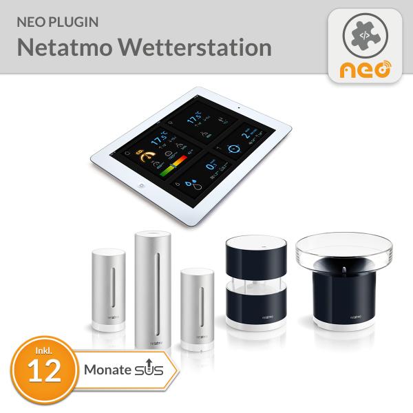 NEO Plugin Netatmo Wetterstation
