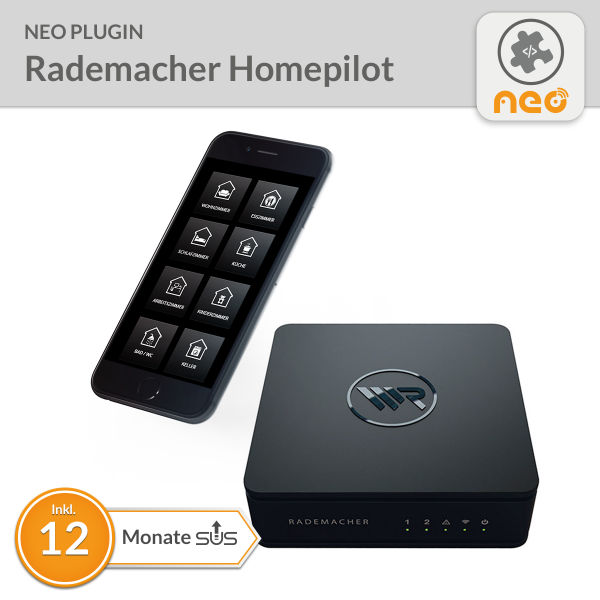 NEO Plugin Rademacher Homepilot