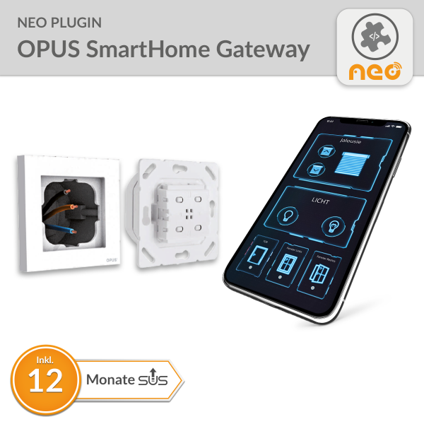 NEO Plugin Opus SmartHome Gateway