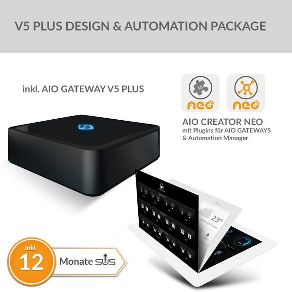 AIO Gateway V5 Plus Design & Automation Package