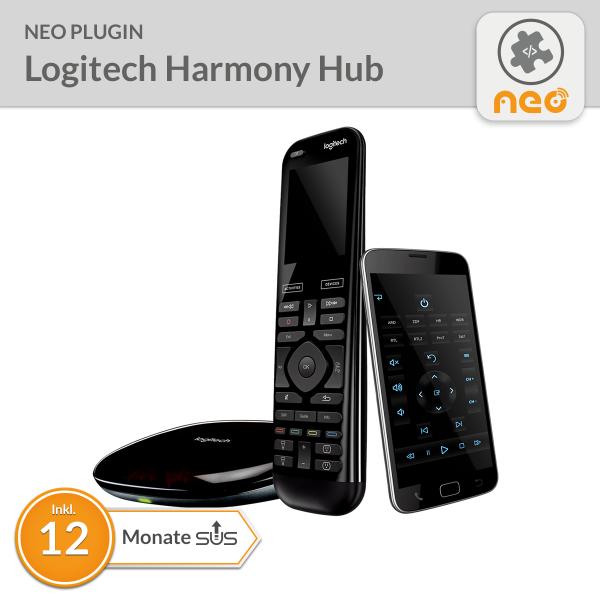 NEO Plugin Logitech Harmony Hub