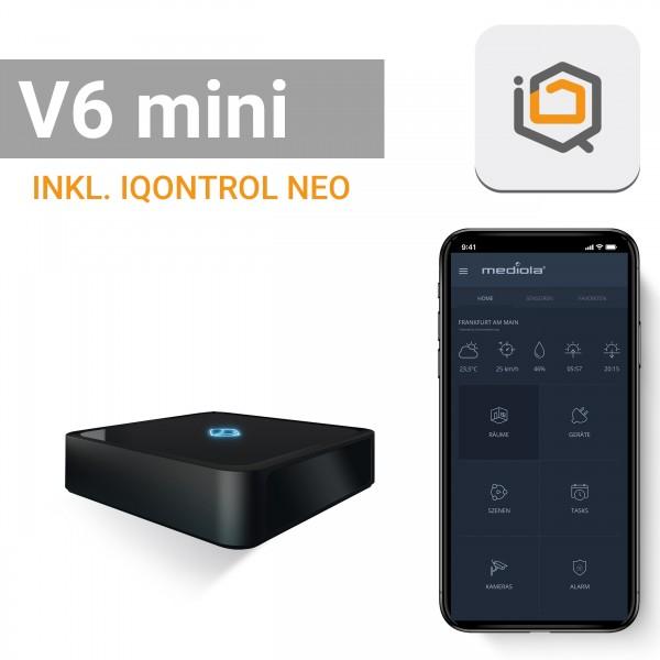 AIO Gateway V6 mini inkl. IQONTROL NEO-App